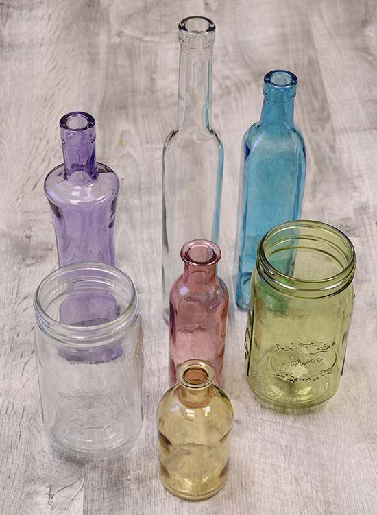 Flowers by Hoboken – gift shop, home vase, glass vase, glass jars, flower vase, vintage bottle case