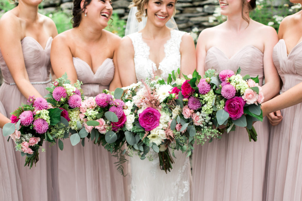 Wedding Flowers And Bouquets Flowers By Hoboken