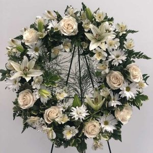 tribute-wreath